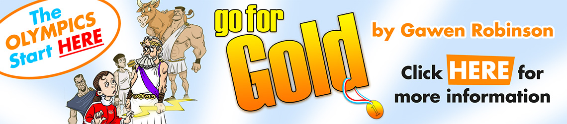 Go For Gold by Gawen Robinson