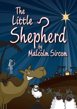 The Little Shepherd (Nativity) Cover