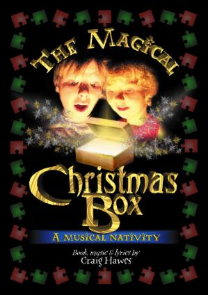 The Magical Christmas Box (Nativity) Cover