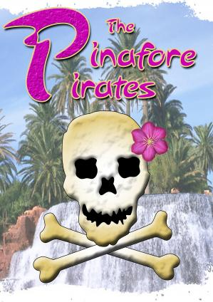 The Pinafore Pirates (Youth Theatre Musical) Cover