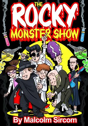 The Rocky Monster Show (Junior Production) Cover