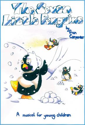 The Seven Little Penguins (Infant Show) Cover