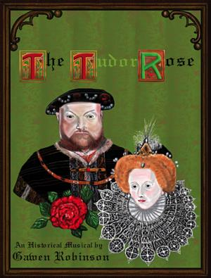 The Tudor Rose Cover