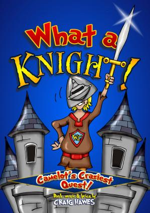 What A Knight! Cover