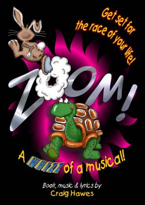 Zoom! (Junior Production) Cover