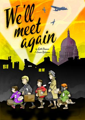 We'll Meet Again (Primary Production) Cover