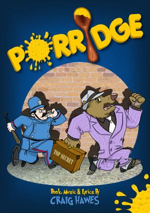 Porridge (Junior Production) Cover