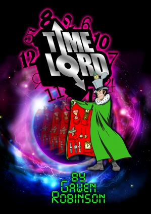 Time Lord (Junior Production) Cover