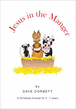 Jesus In The Manger (Nativity) Cover