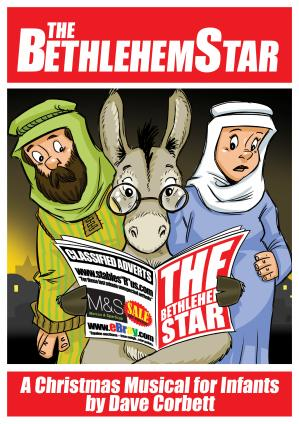 The Bethlehem Star (Nativity) Cover