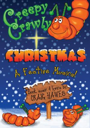 Creepy Crawly Christmas (Nativity) Cover