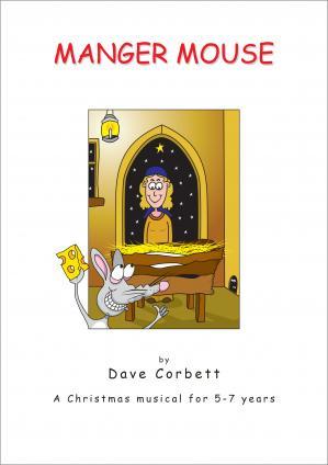 Manger Mouse (Nativity) Cover