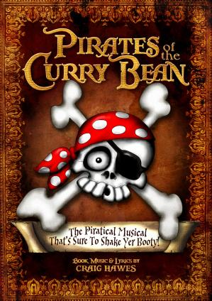 Pirates Of The Curry Bean Cover