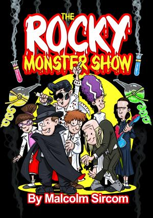 The Rocky Monster Show (Upper Junior Production) Cover