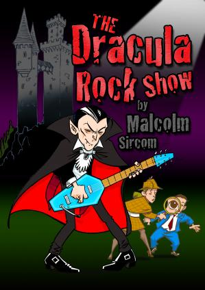 The Dracula Rock Show (Upper Junior Production) Cover