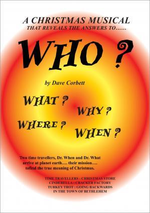 Who? (Nativity) Cover