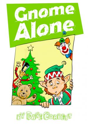 Gnome Alone Cover