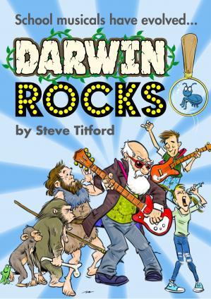 Darwin Rocks! Cover