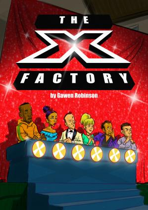 The X Factory Cover