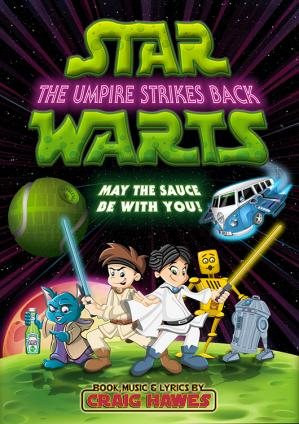 Star Warts: The Umpire Strikes Back (Reduced Version) Cover