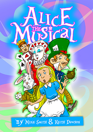 Alice The Musical (Junior Production) Cover