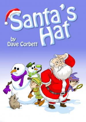 Santa's Hat (Without Nativity) Cover