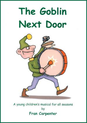 The Goblin Next Door (Infant Production) Cover